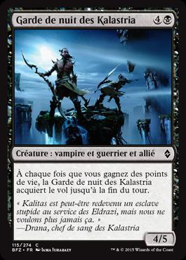 Garde de nuit des Kalastria