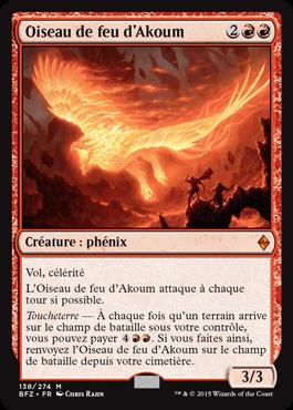 Oiseau de feu d'Akoum