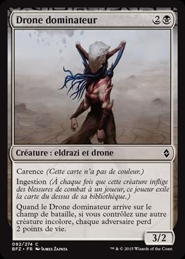 Drone dominateur