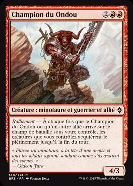 Champion du Ondou