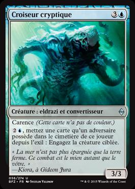 Croiseur cryptique