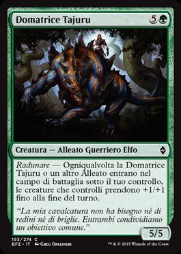Tajuru Beastmaster