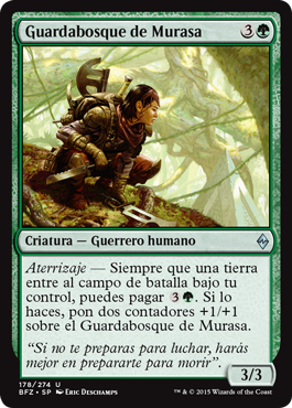 Guardabosque de Murasa
