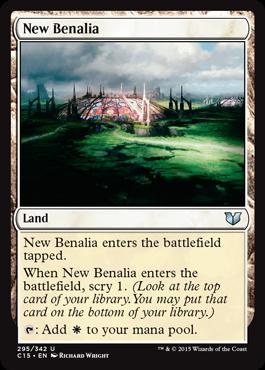 New Benalia