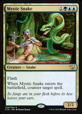 Mystic Snake