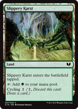Slippery Karst