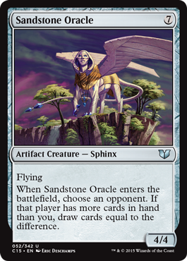 Sandstone Oracle