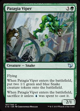 Patagia Viper