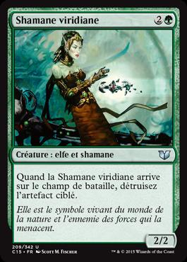 Shamane viridiane