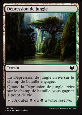 Dépression de jungle