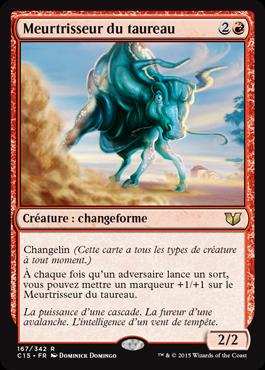 Meurtrisseur du taureau