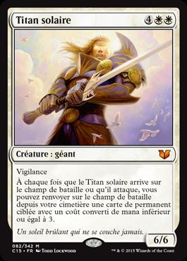 Titan solaire
