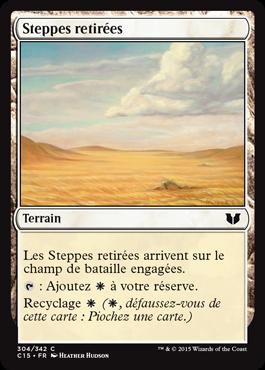 Steppes retirées