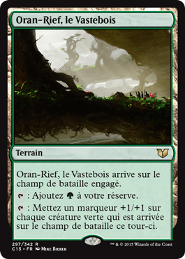 Oran-Rief, le Vastebois