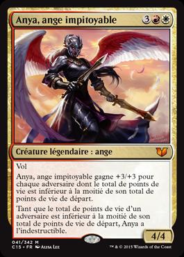 Anya, ange impitoyable