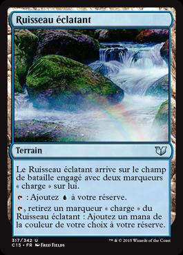Ruisseau éclatant