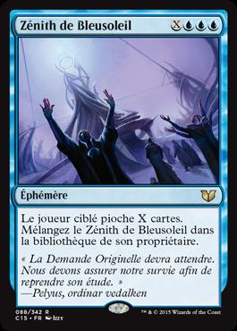 Zénith de Bleusoleil