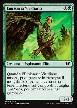Emissario Viridiano
