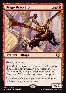 Drago Braccato