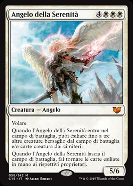 Angelo della Serenità