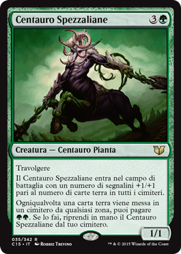 Centaur Vinecrasher