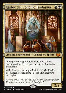 Karlov del Concilio Fantasma