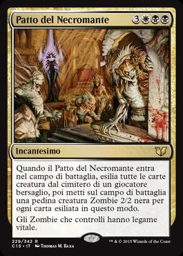 Patto del Necromante