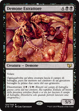 Demone Estrattore