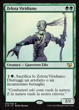 Zelota Viridiano
