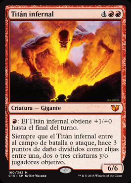 Titán infernal