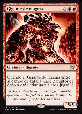 Gigante de magma
