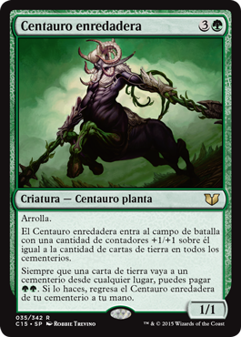Centauro enredadera