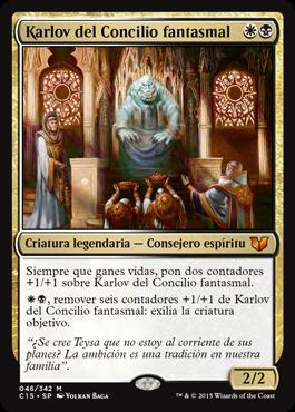 Karlov del Concilio fantasmal