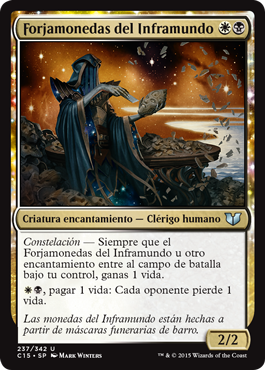 Forjamonedas del Inframundo