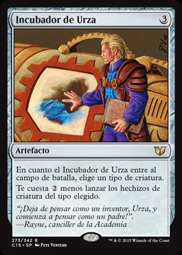 Incubador de Urza