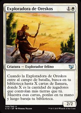 Exploradora de Oreskos