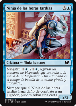 Ninja de las horas tardías