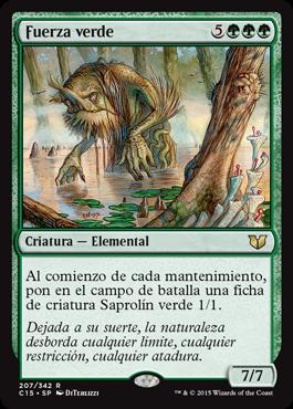Fuerza verde