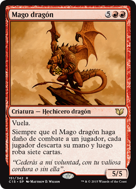 Mago dragón