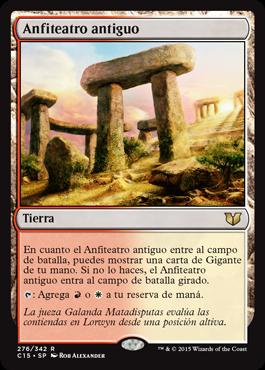 Anfiteatro antiguo
