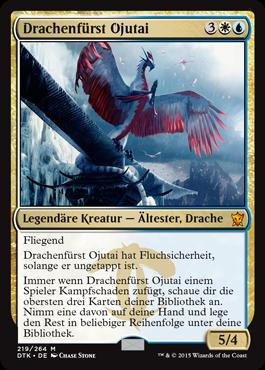 Drachenfürst Ojutai