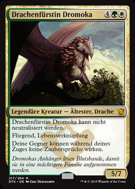 Drachenfürstin Dromoka