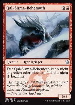 Qal-Sisma-Behemoth