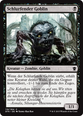 Schlurfender Goblin
