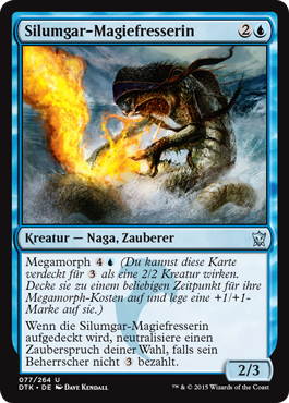 Silumgar-Magiefresserin