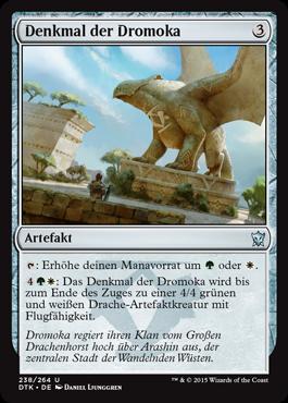 Denkmal der Dromoka