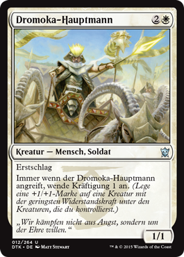 Dromoka-Hauptmann