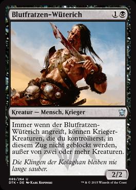 Blutfratzen-Wüterich