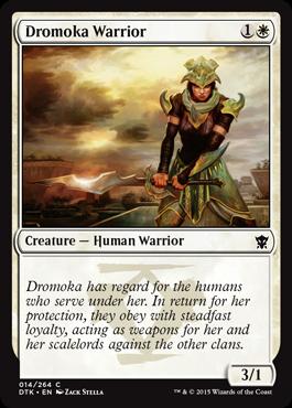 ドロモカの戦士