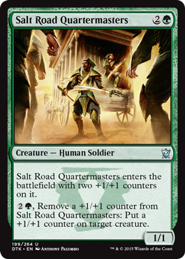 Salt Road Quartermasters